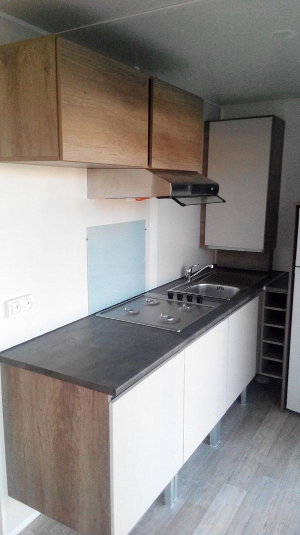 Techno mh les r alisations de r novation de mobil home - Renovation interieur mobil home ...